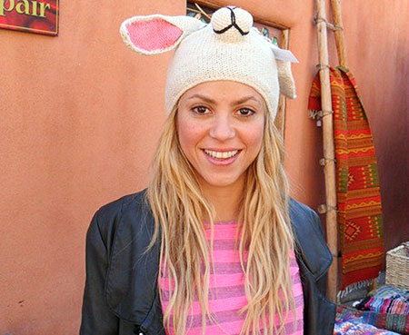 Sheep Shakira